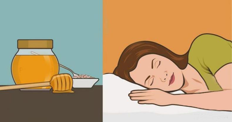 Үүнээс өдөр бүр унтахын өмнө 1 халбагыг уугаад, нойргүйдэлд баяртай гэж хэлээрэй!