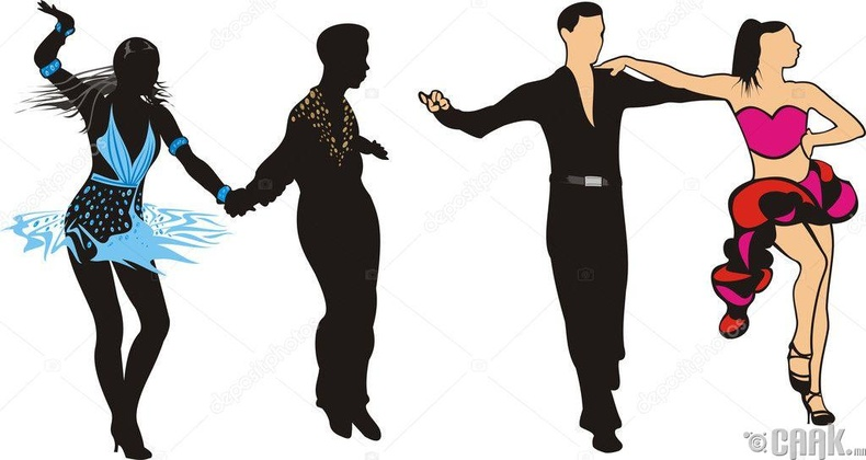 Латин Америк бүжиг