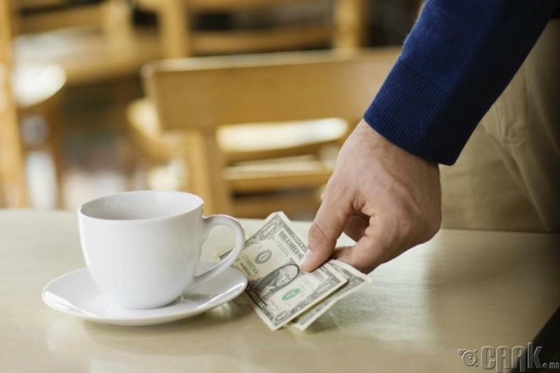 Цайны мөнгө нь амьдрах боломжийг бүрдүүлнэ