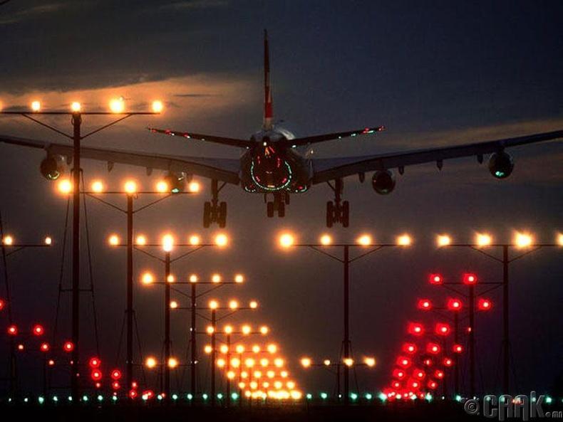 Онгоцны нисгэгч