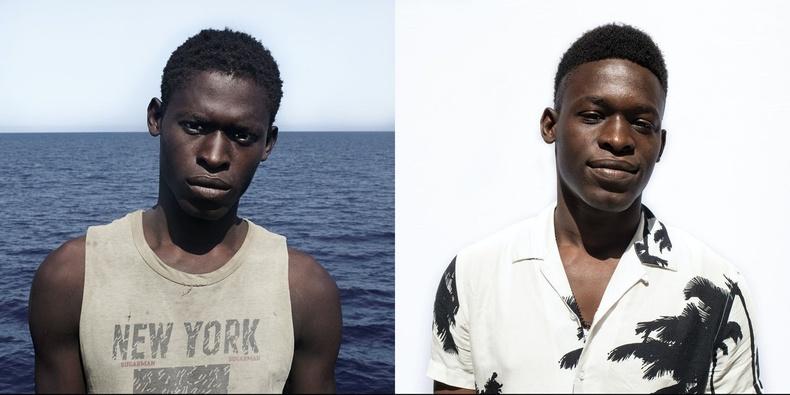 Аблже. Сенегал улсаас гаралтай (1999 онд төрсөн)