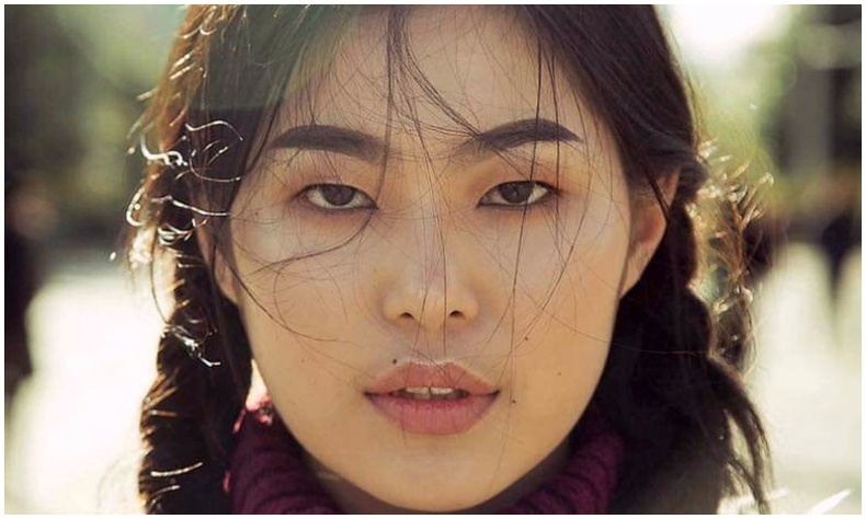 Монголын үзэсгэлэнт охид (70 фото) №164