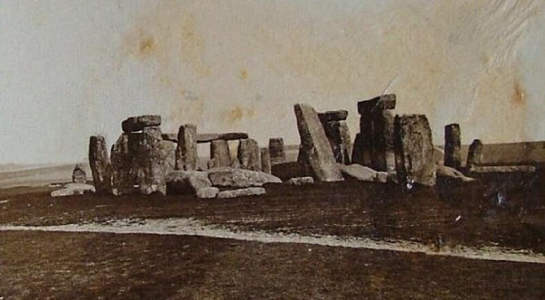 Стоунхенж, 1877 онд