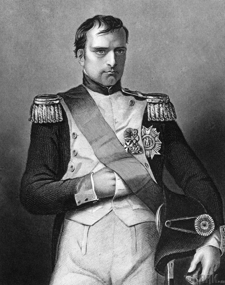 Наполеон Бонапарт суваг байгуулах төслийг авч үзэж байжээ