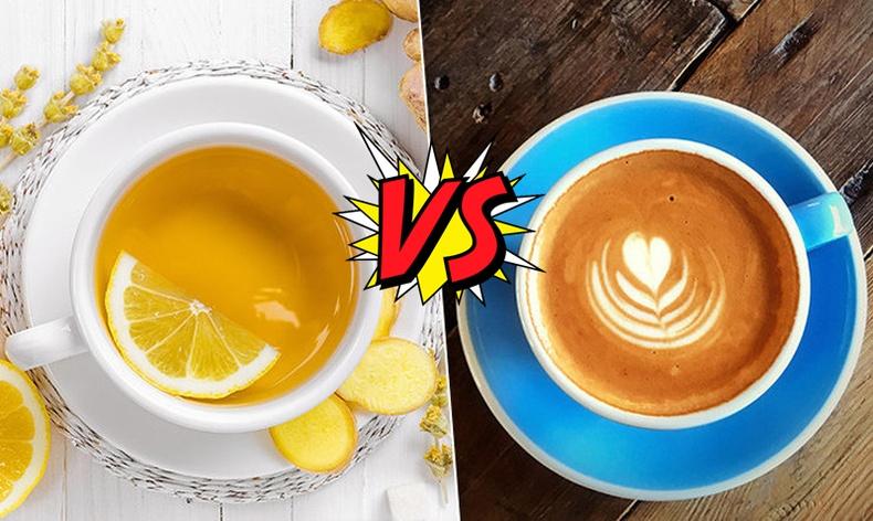 Кофе цай хоёрын аль нь илүү хортой вэ?