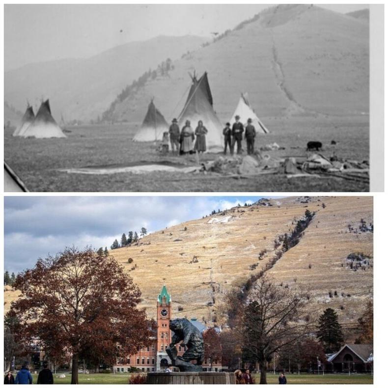 Монтанагийн их сургууль 150 жилийн хугацаанд