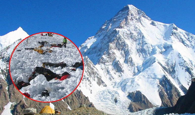Авирахад хамгийн аюултай 10 уул