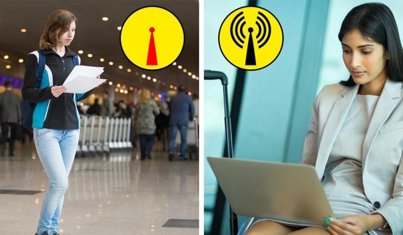 Үнэгүй Wi-Fi хаа сайгүй бий
