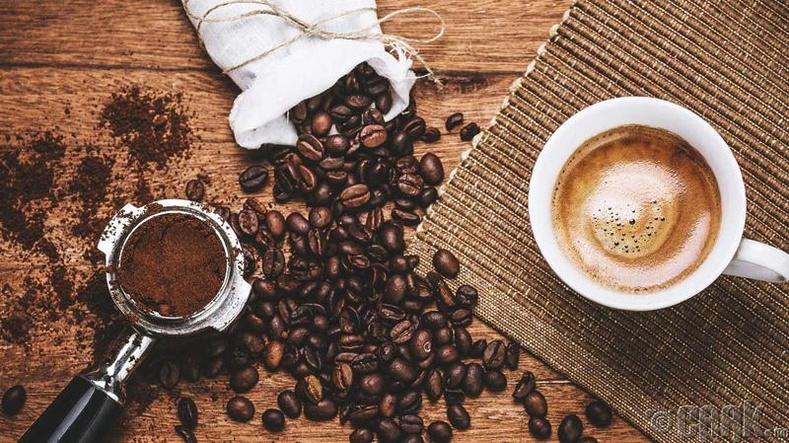 Кафейн нь бидний биед хэрхэн нөлөөлдөг вэ?