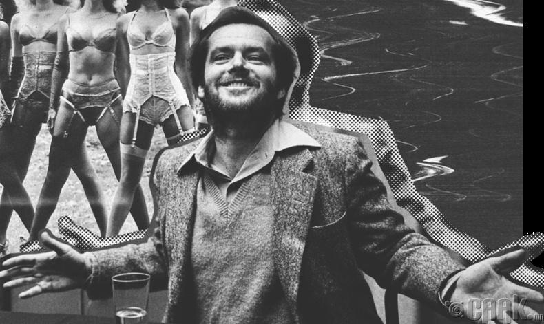 Жек Николсон (Jack Nicholson)