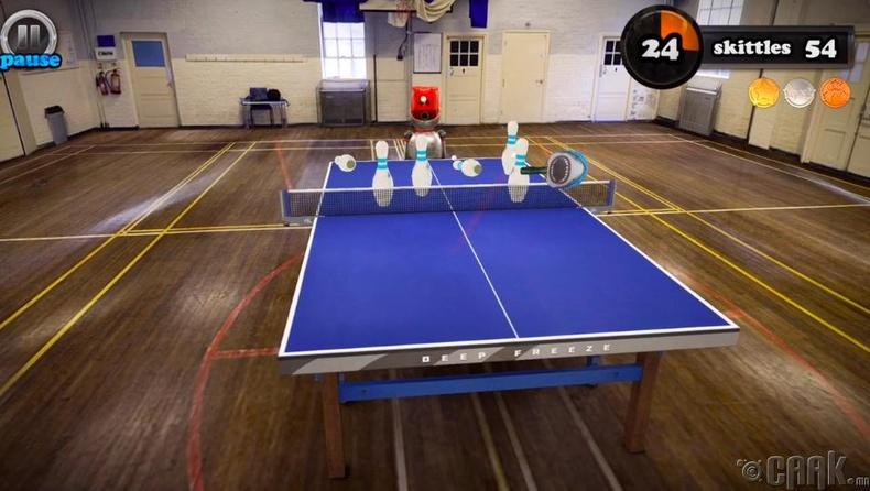 """Хамгийн их ашиглагдсан апп: """"Table Tennis Touch"""""""