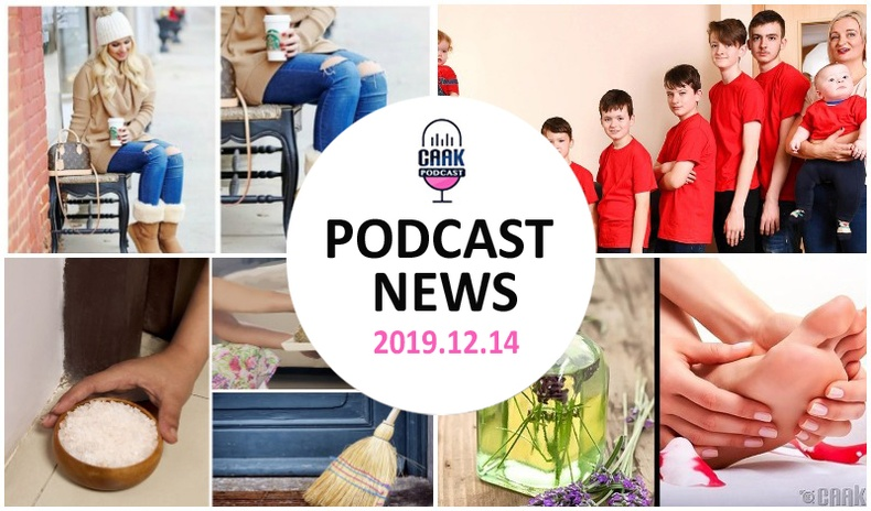 Podcast news - Таны амралтанд (2019.12.14)