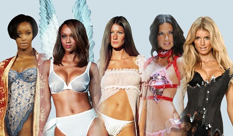 """""""Victoria's Secret"""": 20 жилийн хугацаанд хэрхэн өөрчлөгдөж ирсэн бэ?"""