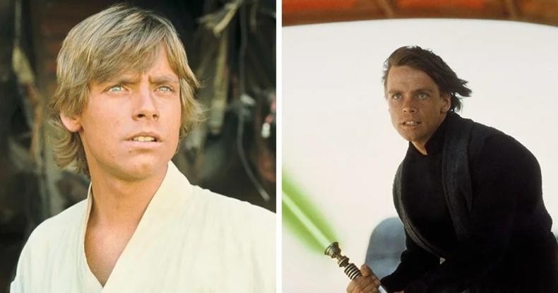 Люк Скайуокер (Luke Skywalker)