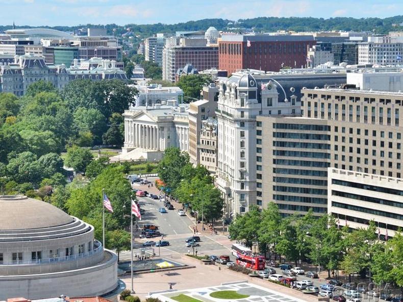 Вашингтон ДС (Washington DC)