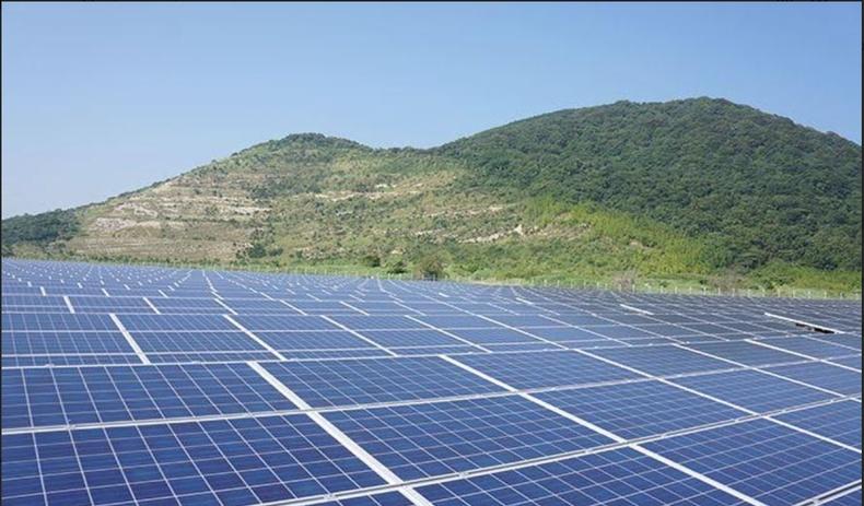 Эрчим хүчний хуримтлууртай Монголын анхны нарны цахилгаан станцын бүтээн байгуулалтад Голомт банк баталгаа гаргалаа