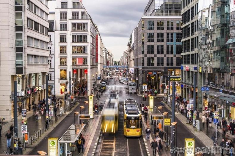 Берлин, Герман улс