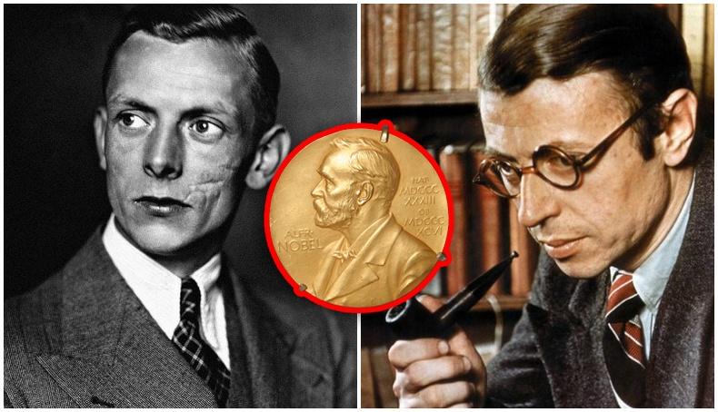 Нобелийн шагналаас татгалзсан 5 хүний түүх