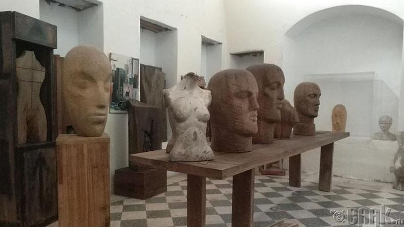 Алеппо хотод байрлах музей
