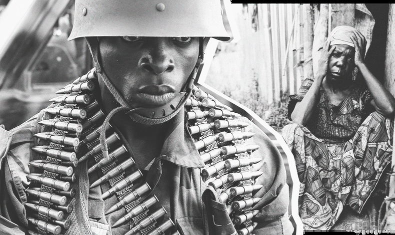 Африкийн аугаа их дайн