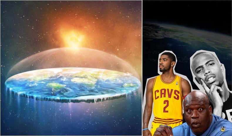 """""""Хавтгай дэлхийн онолчид"""" гэж хэн бэ?"""
