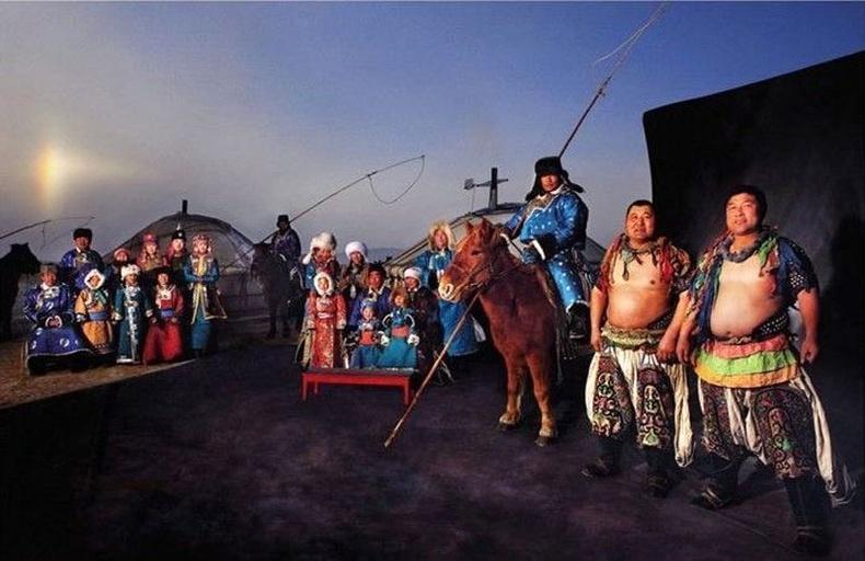 Бортал Монголын өөртөө засах тойрог