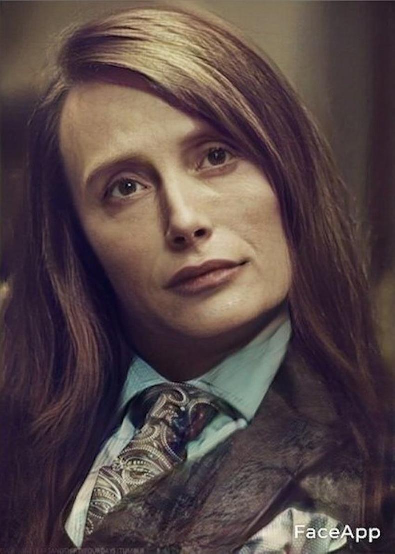 Ханнибал Лектeр (Hannibal Lecter)