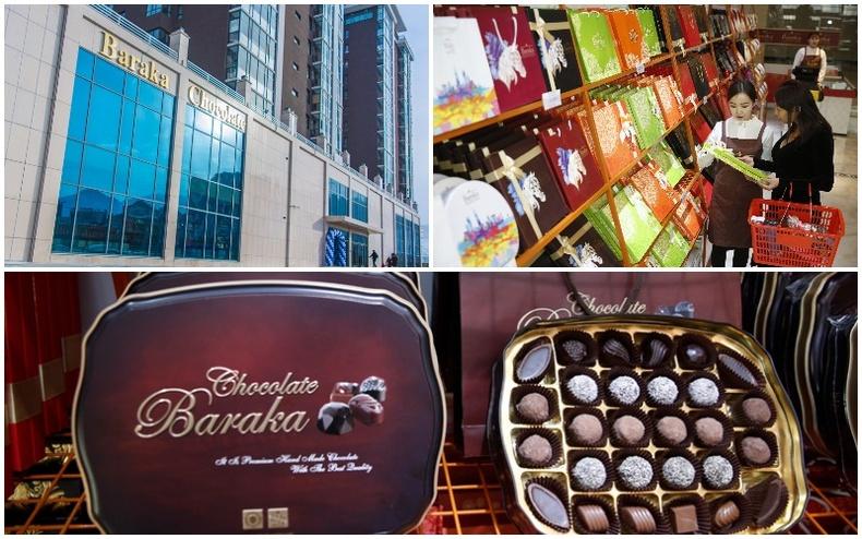 Бельгийн тансаг шоколадны төрөлжсөн дэлгүүр нээгдлээ
