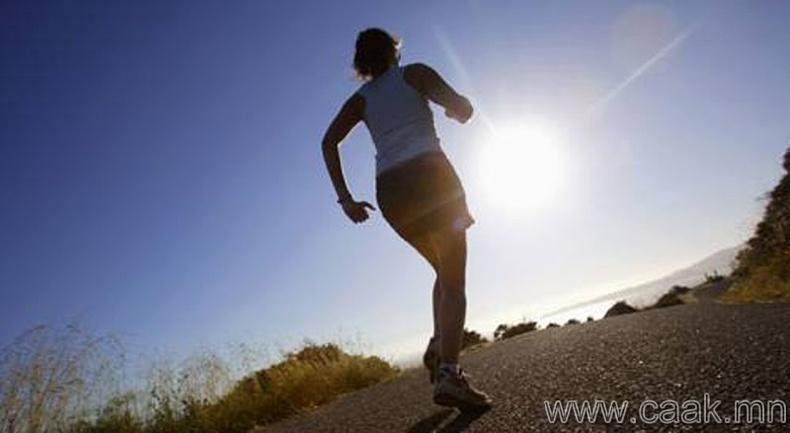 Дасгал хөдөлгөөн хийх нь биеийг эрүүл болгохоос гадна жин нэмэхээс сэргийлнэ.