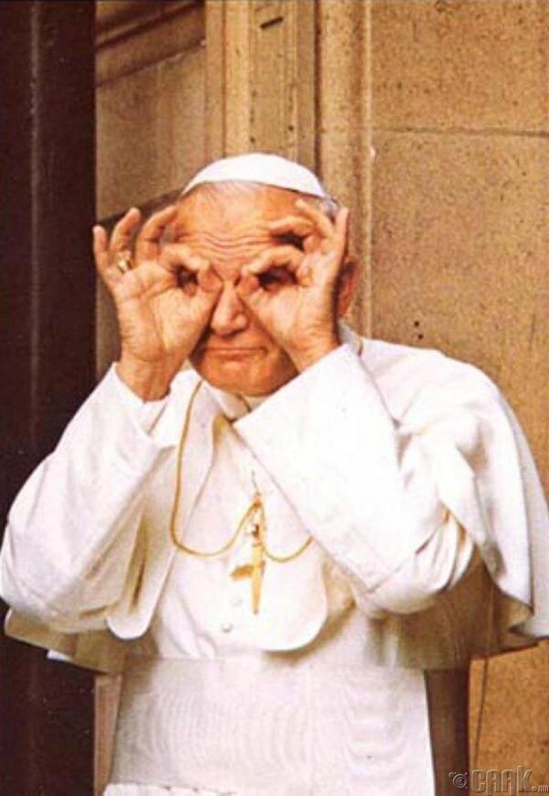 Пап Ион Паул II - Карол Войтила (Karol Wojtyła)