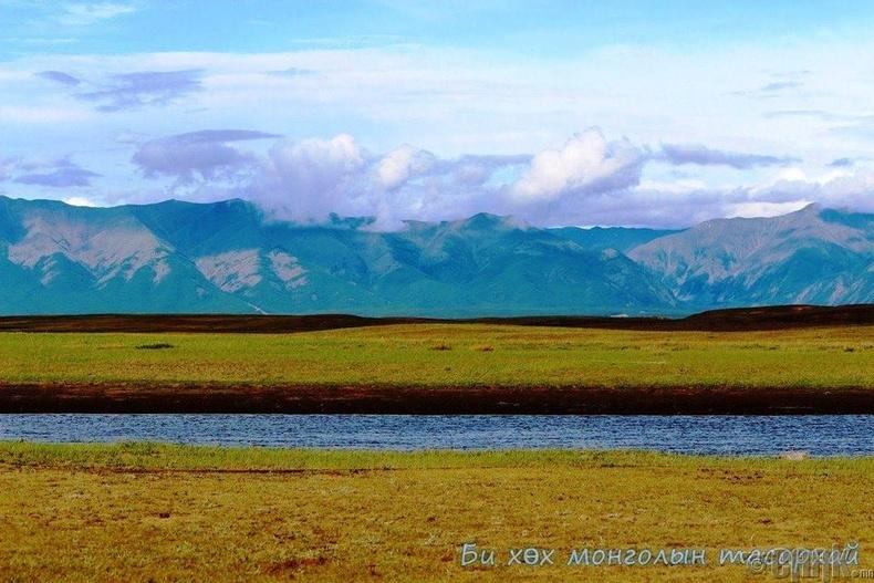 Шаргын гол. Дархадын хотгор, Ренчинлхүмбэ сум
