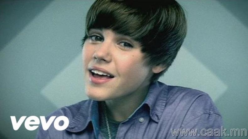 "Justin Bieber feat. Ludacris – ""Baby"""