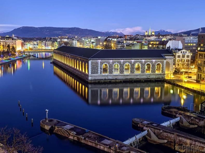 Бид бодохдоо: Швейцарийн нийслэл Женев