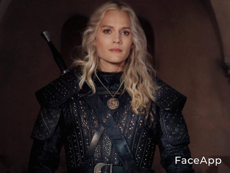 The Witcher олон ангит киноны гол дүр (Geralt of Rivia)