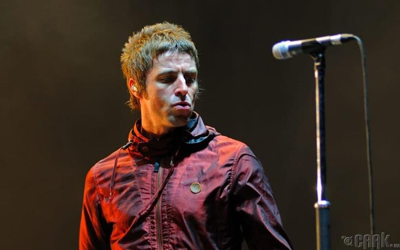 Лиам Галлахер (Liam Gallagher)