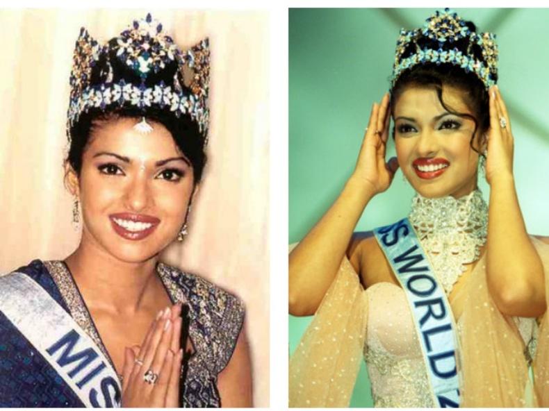 Приянка Чопра — «Дэлхийн Мисс» 2000 он