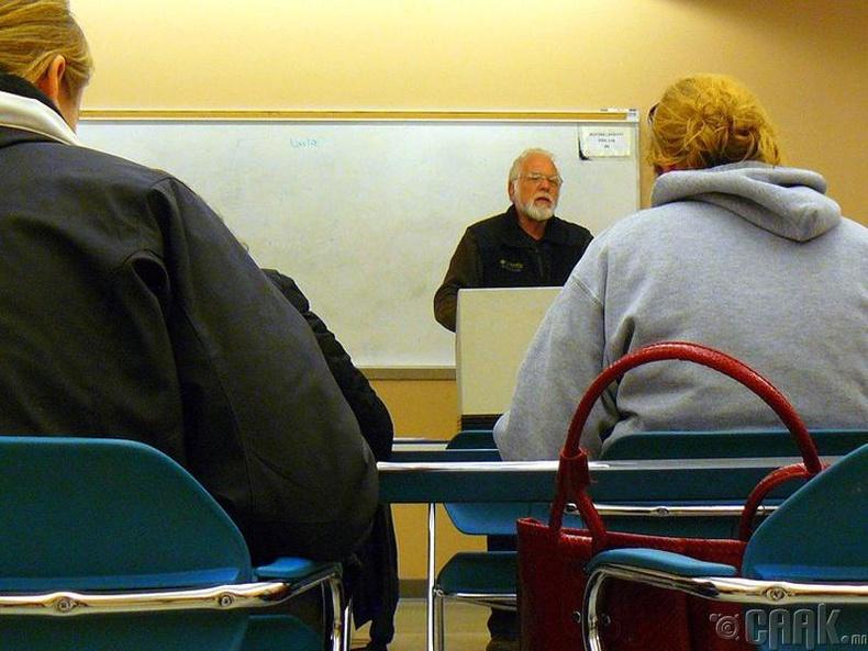 Социологийн багш