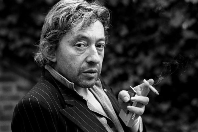 Серж Генcбург (Serge Gainsbourg)