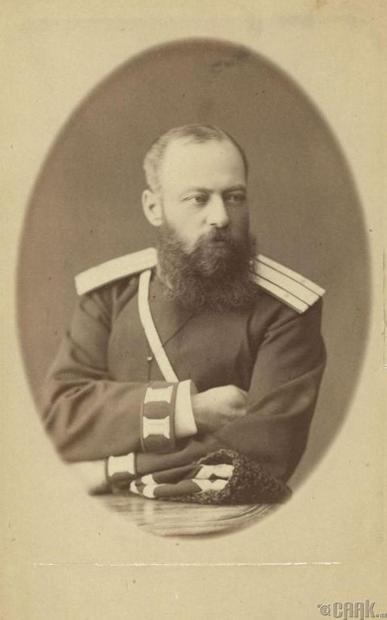 Кристофер Фомич Маковский, Эрхүү хотын цагдаагийн газрын дарга