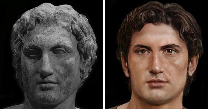 Македоны хаан Агуу Александр