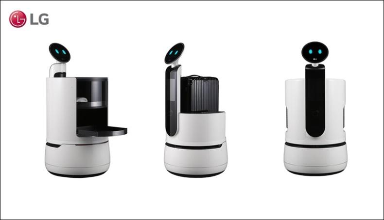 """""""LG Electronics"""" амьдрал дээрх роботын тухай уран зөгнөлт санаануудыг амжилттай хэрэгжүүлж байна"""
