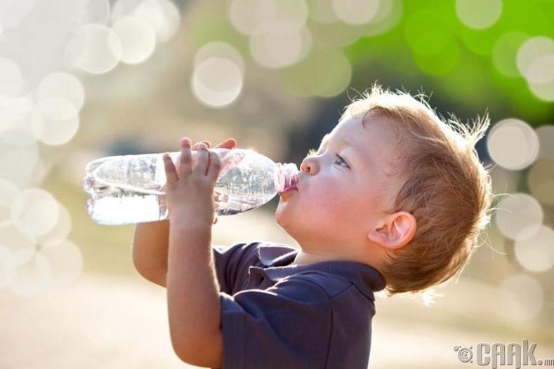 Хэтэрхий их ус уух