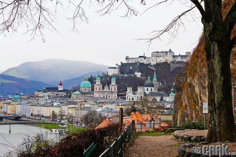 Австри - 187 орон