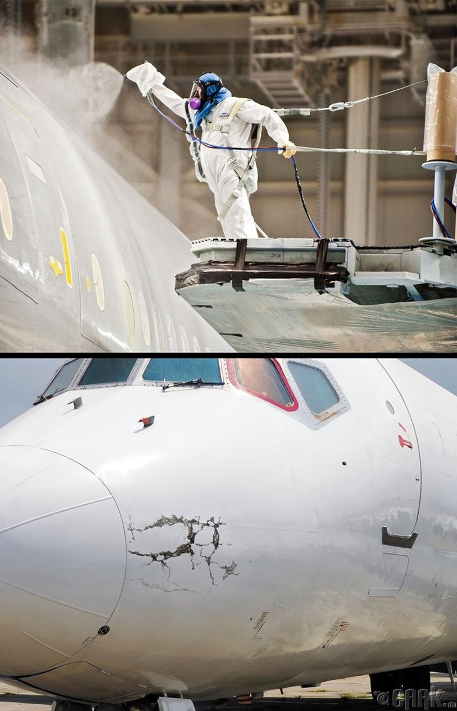 Онгоцыг яагаад заавал цагаанаар буддаг вэ?