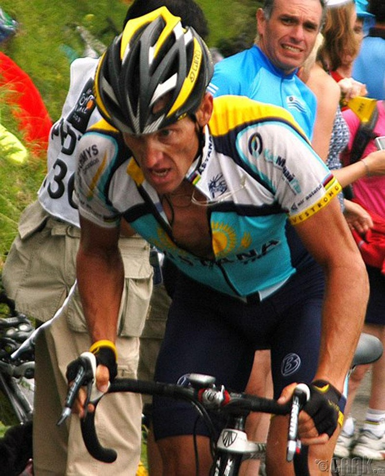 Ланс Армстронг (Lance Armstrong)