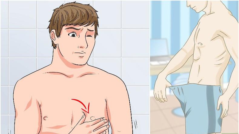 Эрчүүдийн биед илрэх, тоохгүй өнгөрч болохгүй 10 шинж тэмдэг