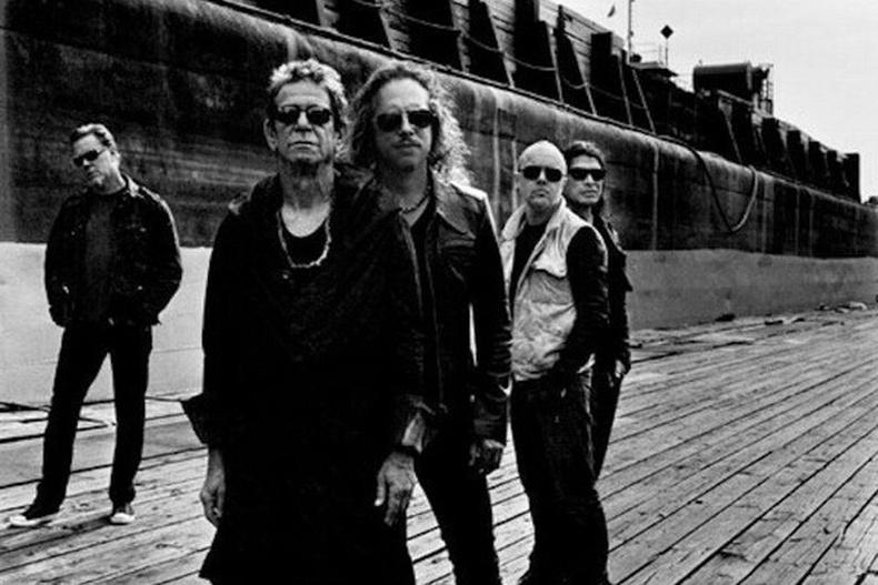 Metallica хамтлаг