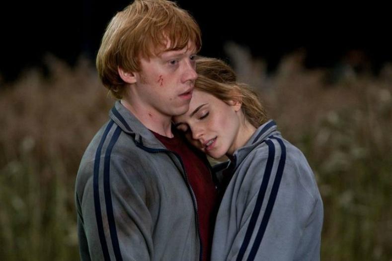 "Руперт Гринт (Rupert Grint) — ""Harry Potter and the Deathly Hallows"""