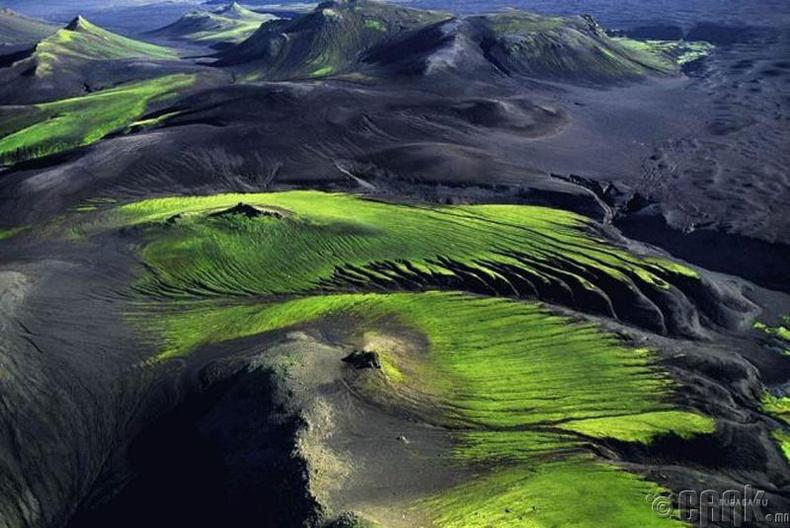 Исландын уулс