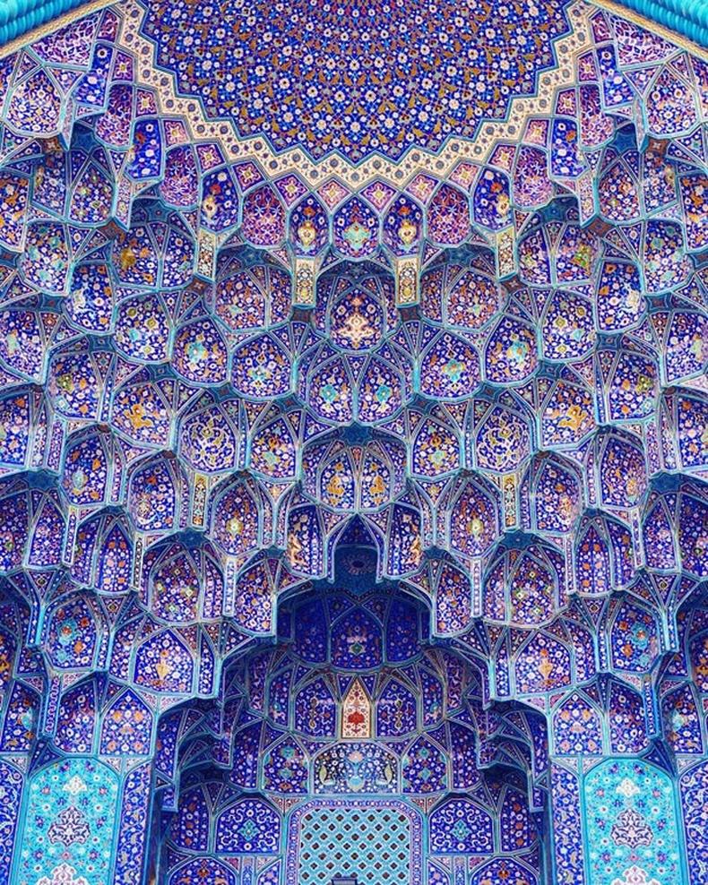 Ираны Исфахан дахь Шахын сүм